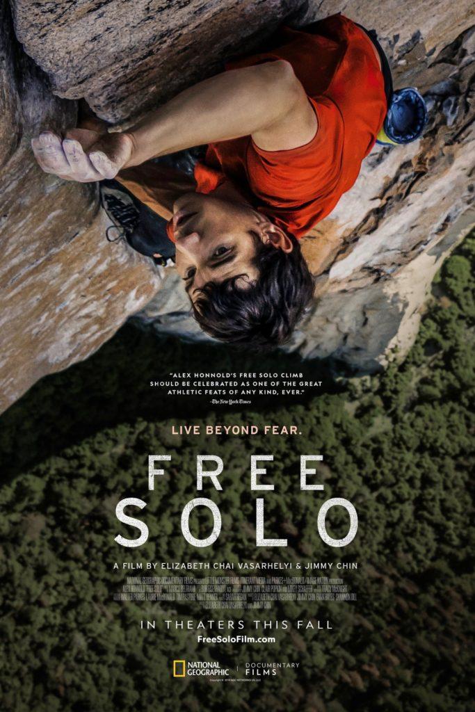 free solo oscar winner 2019